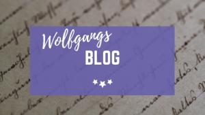 Wolfgangs Blog